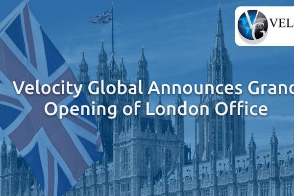 Velocity Global Announces Grand Opening of London Office