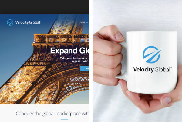 Velocity Global Reveals New Brand Identity with Redesigned Logo and Website