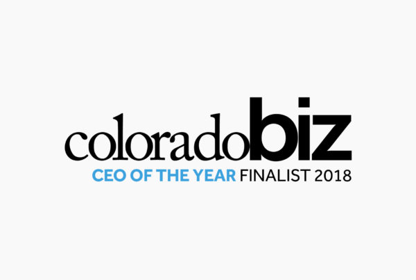 Velocity Global's Ben Wright Named CEO of the Year Finalist by ColoradoBiz Magazine